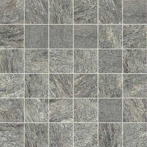 Flagstone 2.0 Mosaico Plomb Naturale
