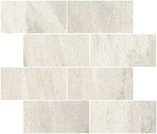 Flagstone 2.0 Muretto Sfalsato White